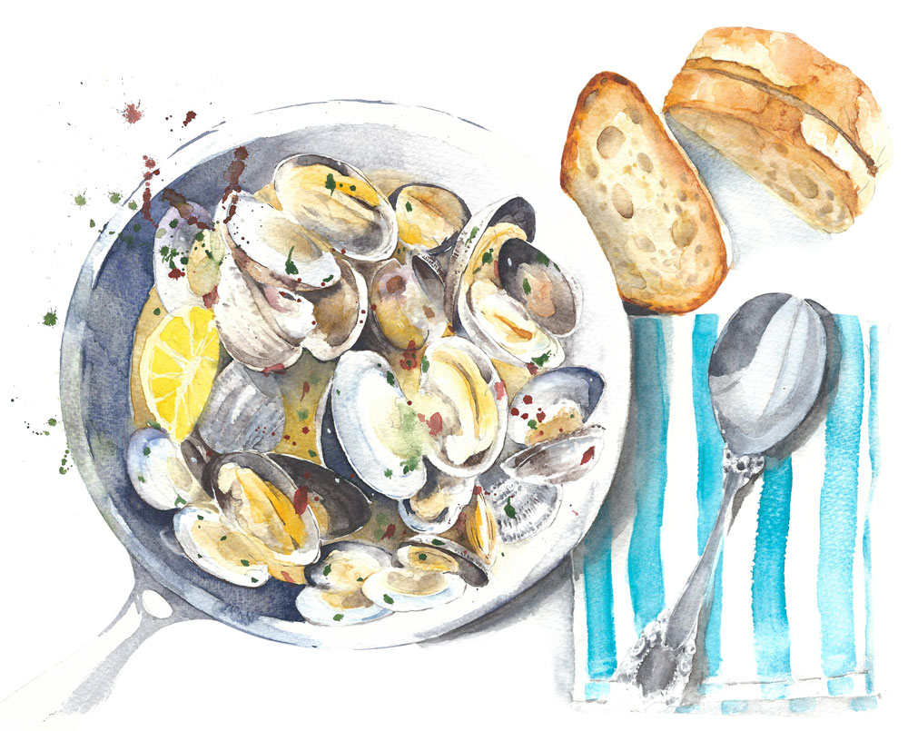 clams and oysters near me, seafood, chowder, best seafood
