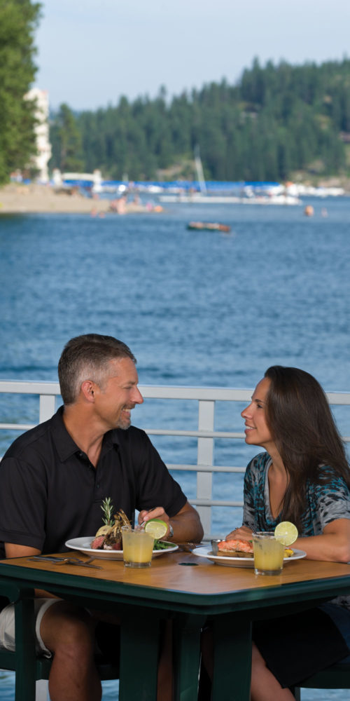 special occasion, first date, romantic getaway, dining