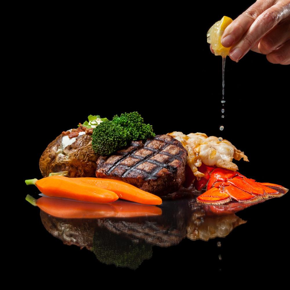 steak, lobster, nice dinner, near me